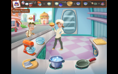 Kitchen Scramble for Web and Mobile