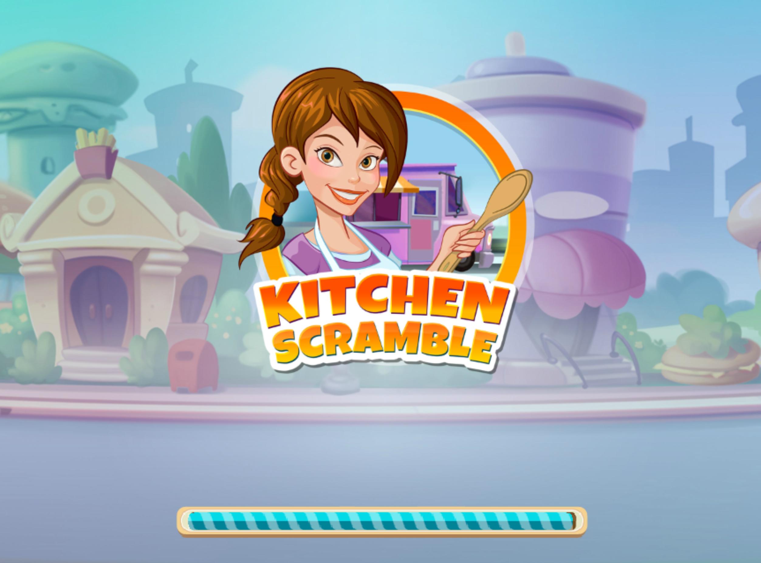 KScrambleScreen